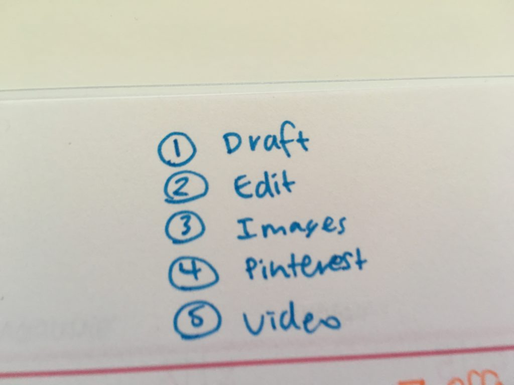 blog post planning key legend ideas bullet journal social media entrepreneur