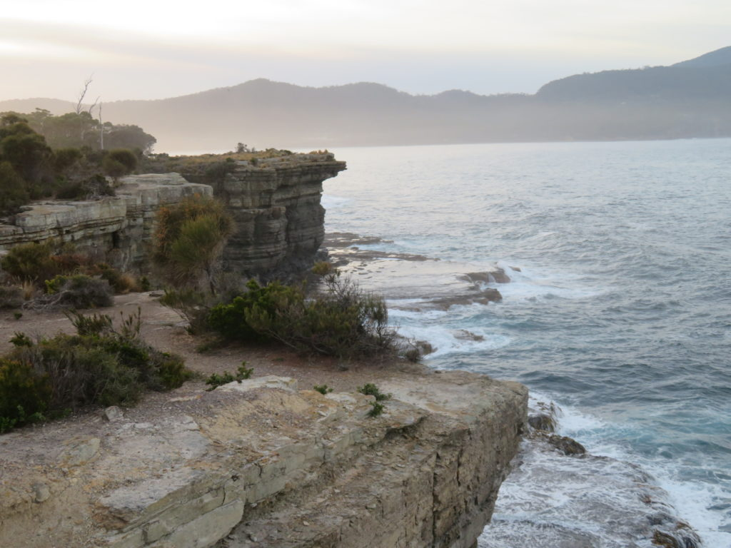 port arthur coastline eagleneck hawk viewpoint things to see and do itinerary 1 day from hobart
