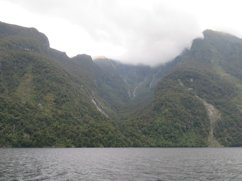 doubtful sound day trip from te anau new zealand south island road trip itinerary real journeys review