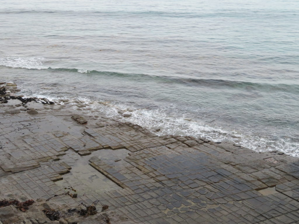 Tessellated pavement eagleneck hawk port arthur