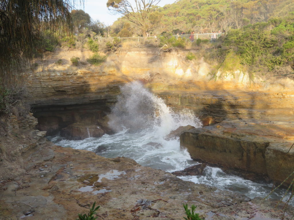blowhole tasman peninsula tasmania itinerary eagleneck hawk things to see and do
