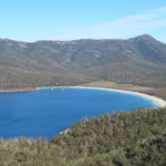 A Day at Wineglass Bay in Freycinet National Park & Coles Bay, Tasmania