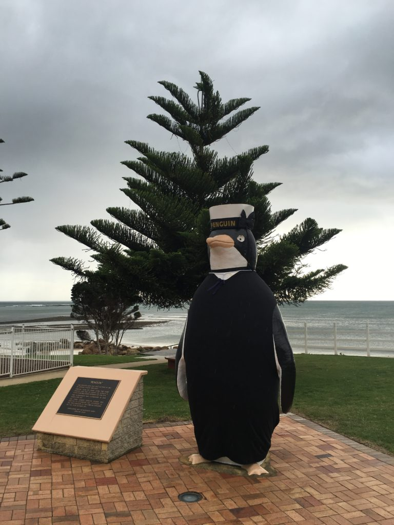 penguin tasmania north coast road trip Australia 10 days