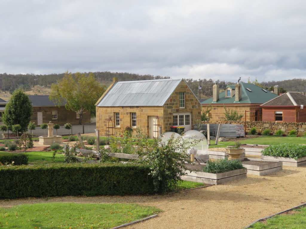 oatlands tasmania heritage trail between launceston and hobart things to see and do oatlands mill