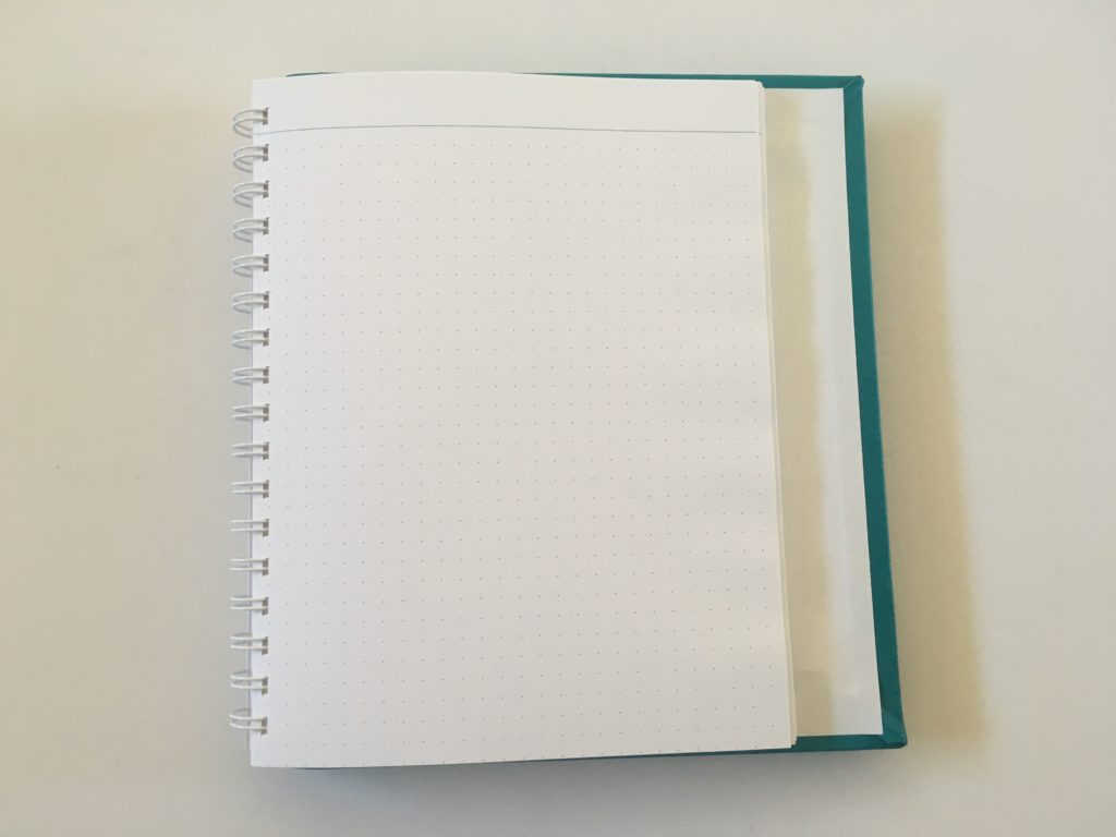 agendio custom dot grid notebook hardcover medium page size 7 x 9 inch large personalised custom