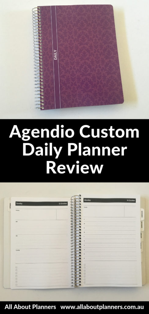 agendio daily planner review daily day to a page minimalist hourly am pm evening pros and cons pen testing ghosting video