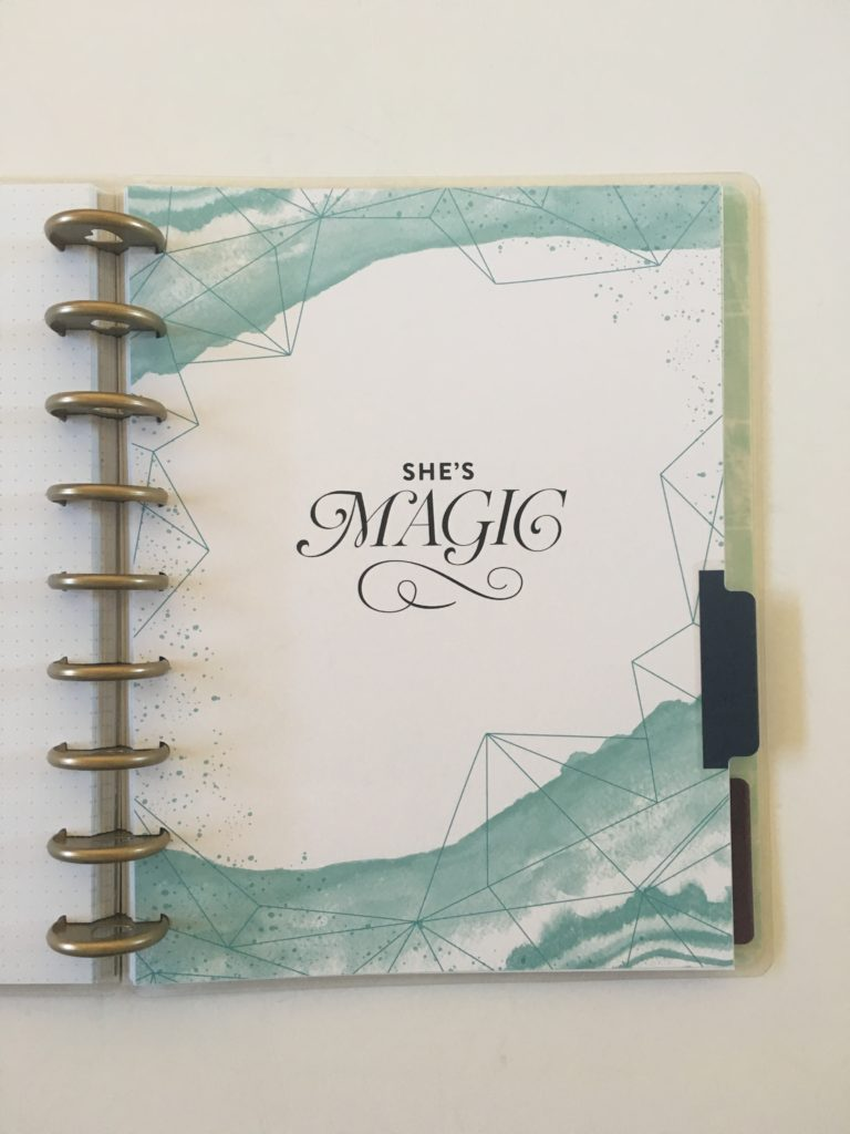 mambi happy notes dot journal dot grid bullet journal decorative simple minimalist discbound pros and cons video review