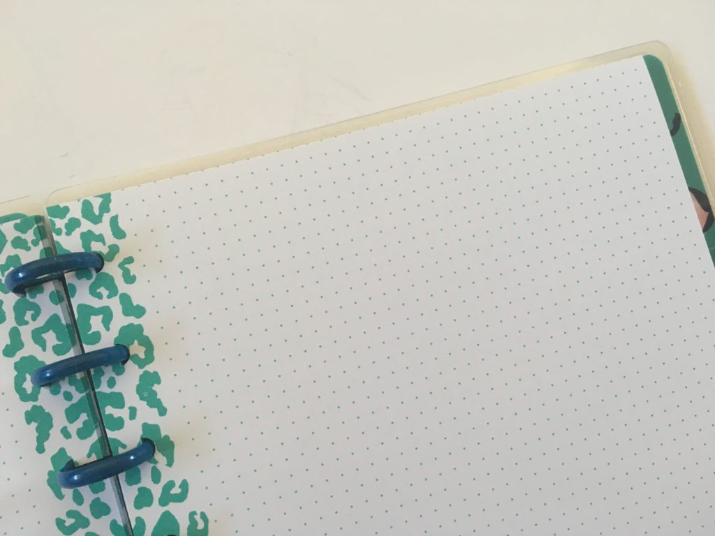mambi happy notes review pros cons pen test classic size dot grid rainbow bullet journal bujo 7 x 9.25