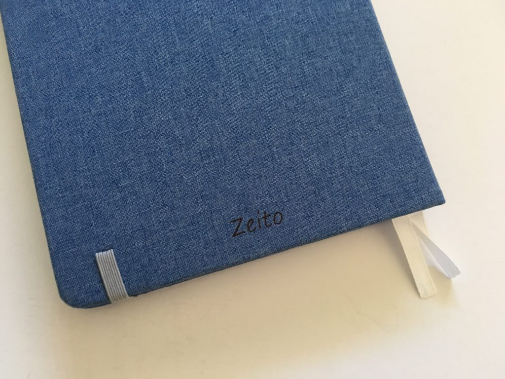 zeito productivity planner review gender neutral