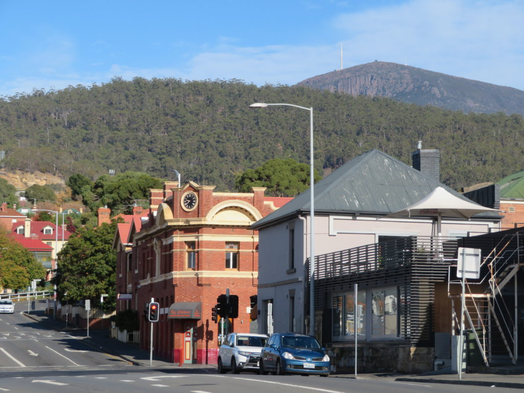 Hobart tasmania things to see and do itinerary weekend history