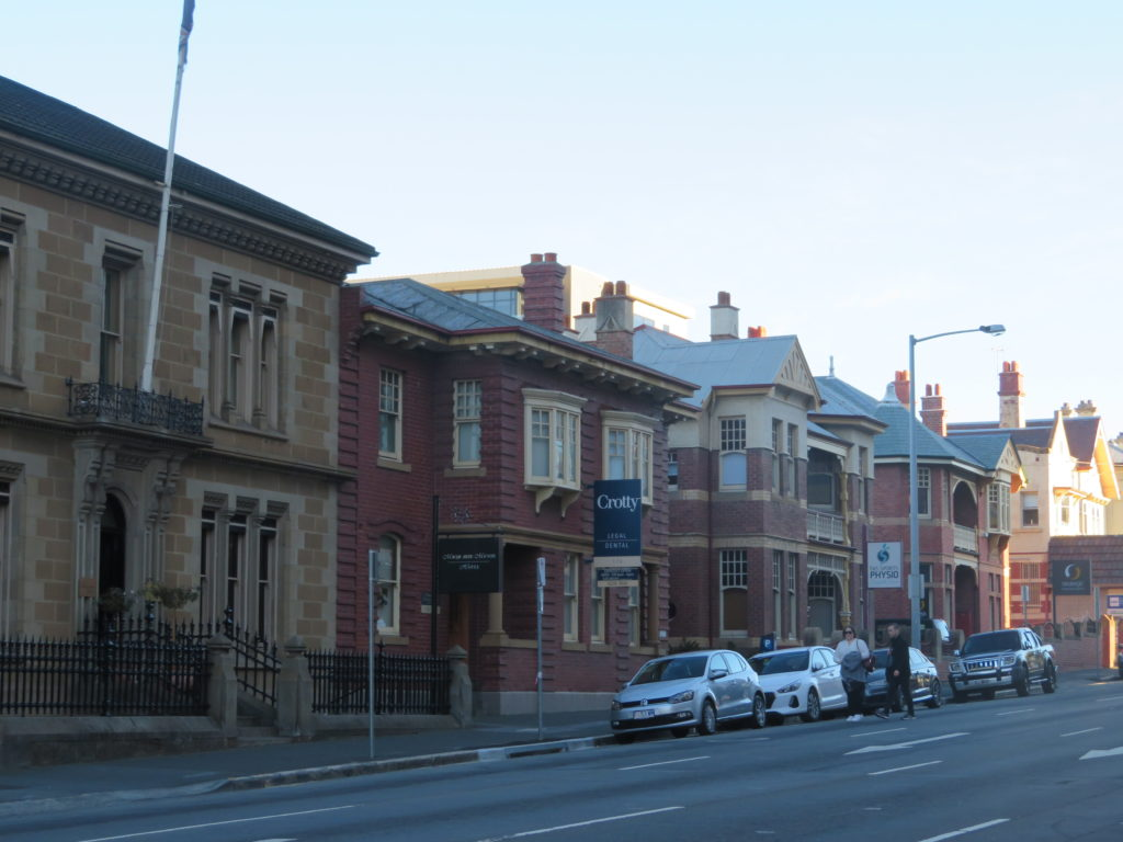 Hobart Tasmania itinerary