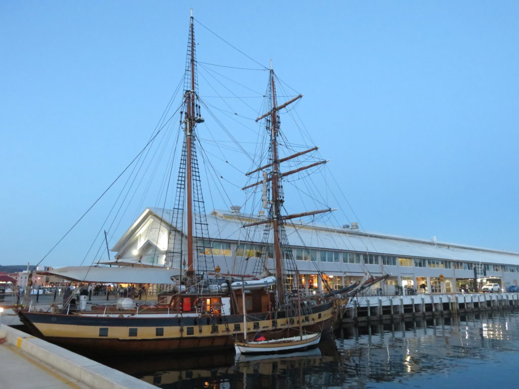 Hobart Tasmania things to see and do 48 hours itinerary long weekend