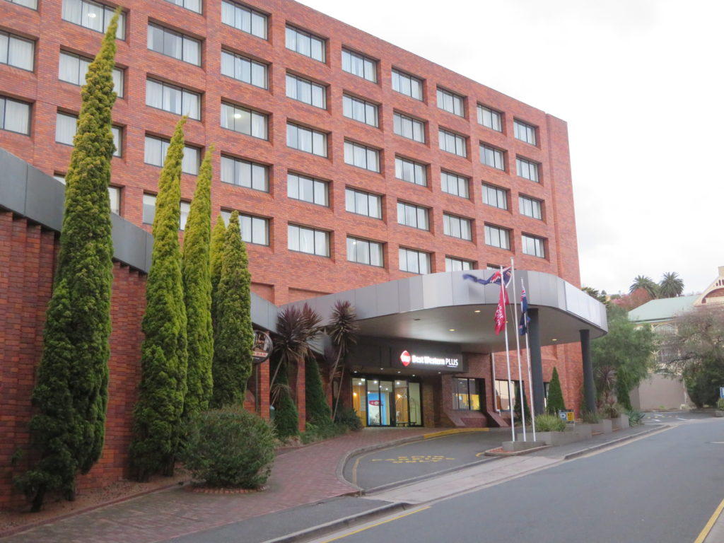 Best Western hotel launceston review