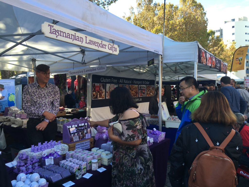 Salamanca markets tasmania things to see and do weekend in hobart