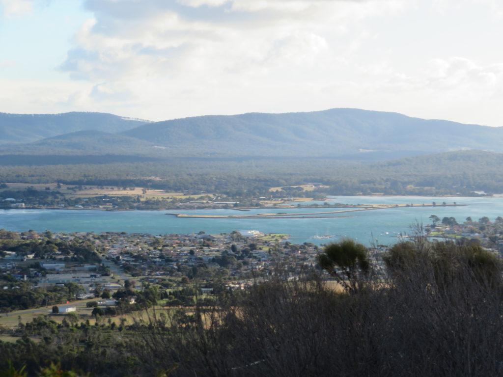 George town tasmania north coast itinerary things to see and do lookout mount geroge photo stop viewpoint