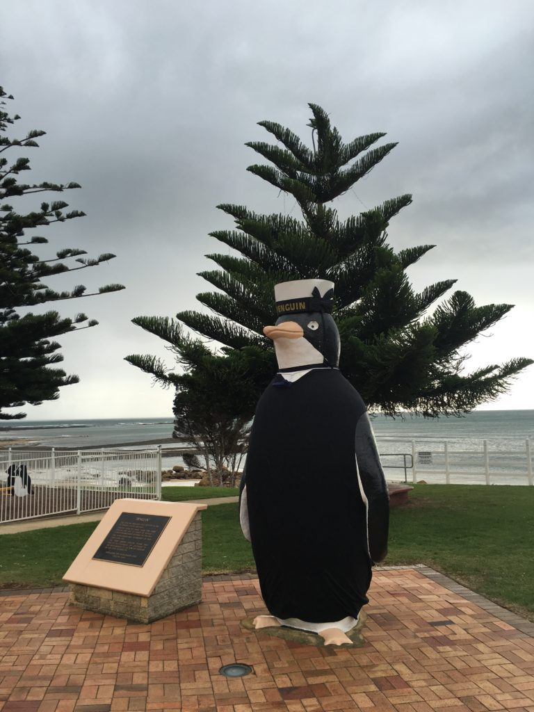 Penguin north tasmania itinerary things to see and do