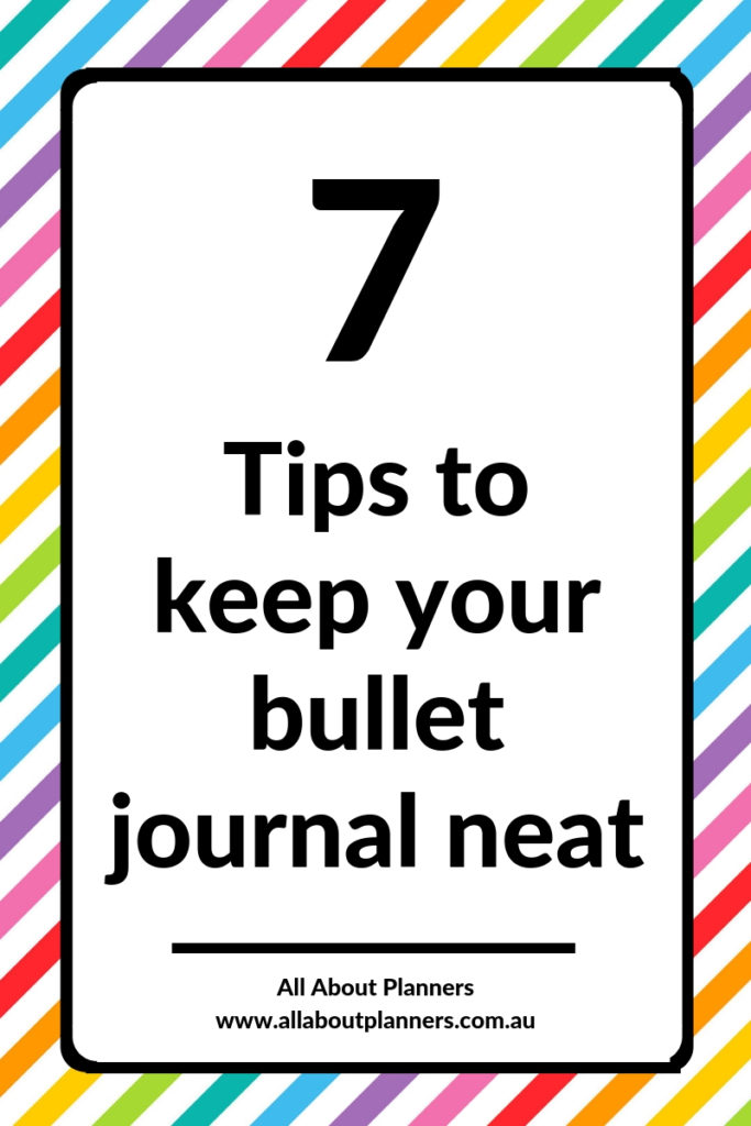 bullet journal tips ideas neat tidy perfectionist erasable pens for bujo notebook shopping bujo life planner addict inspiration