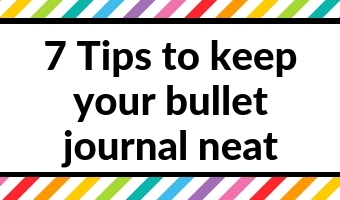 bullet journal tips ideas neat tidy perfectionist erasable pens for bujo notebook shopping