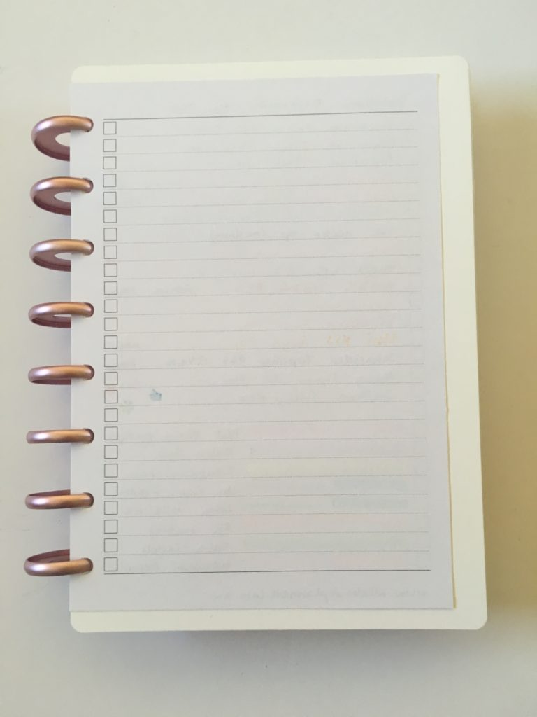 dokibook discagenda planner review pen testing pros and cons paper quality discbound