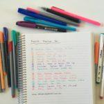 My Favorite Fineliner Pens for Planning & Bullet Journaling