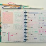 Trying out the Happy Planner Dashboard Layout