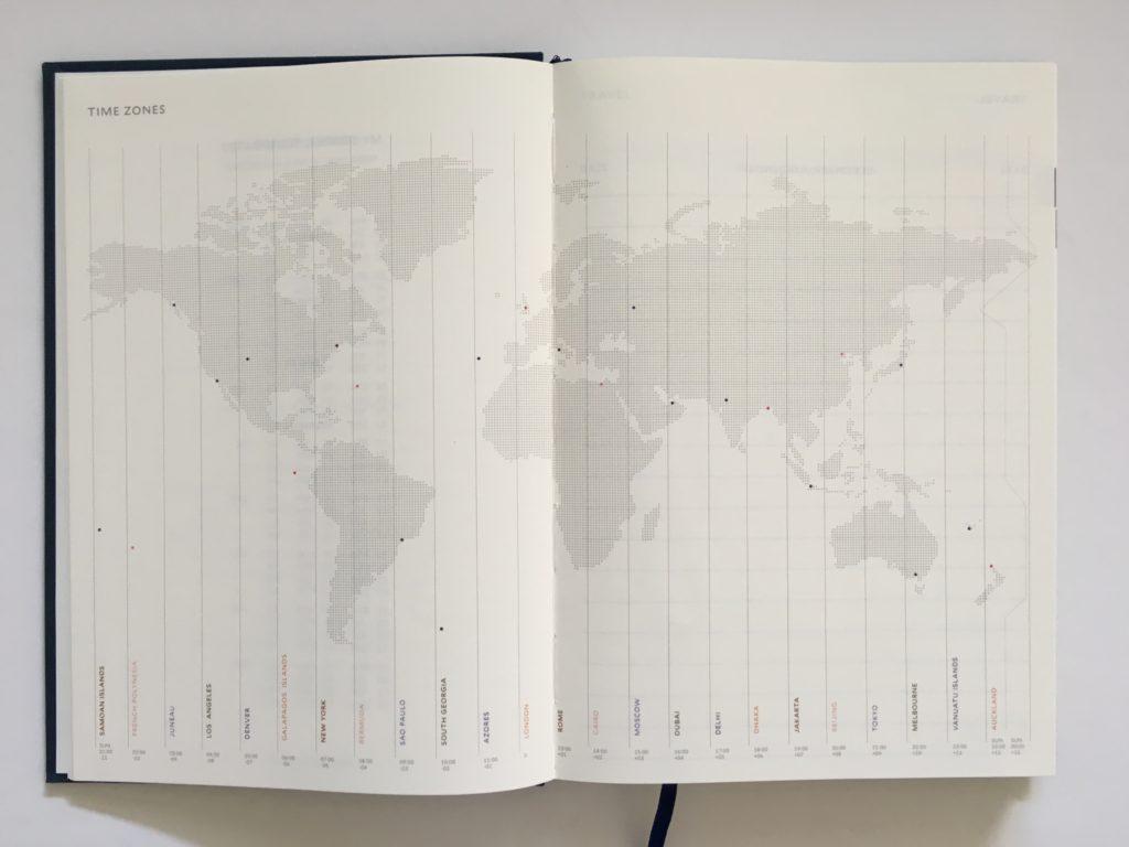 milligram planner review australian a5 size sewn bound minimalist gender neutral aussie