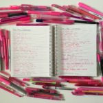 Pen Comparison – is there actually a difference in ink color between brands?