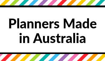 Planners Made in Australia (Roundup)