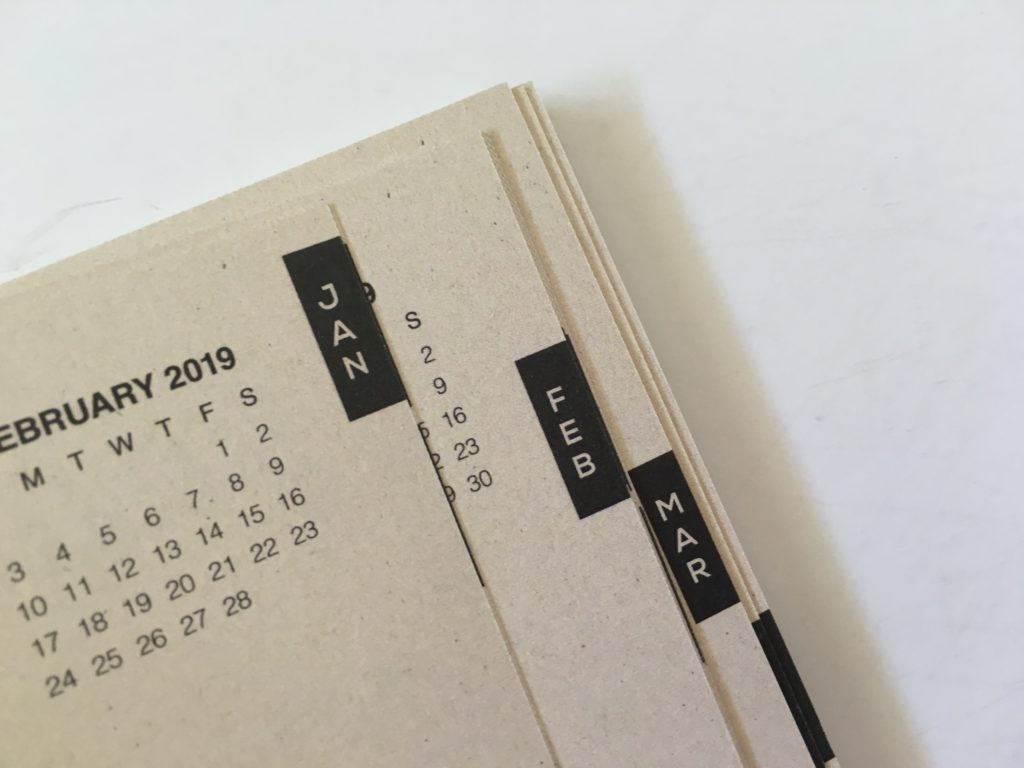 tf publishing planner review tabs kraft paper pros and cons