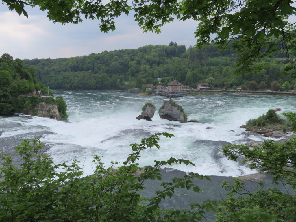 Rhine falls viewpoints laufen castle is it worth a visit
