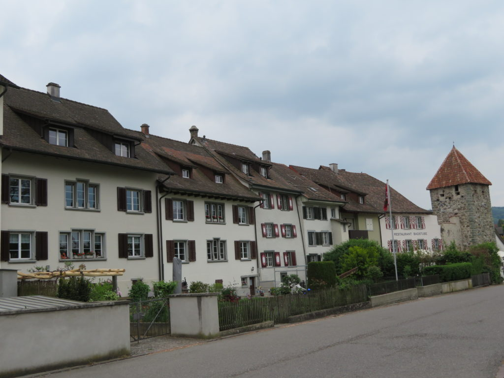 Stein am Rhein switzerland germany border cute town close to rhine falls half day trip from zurich review