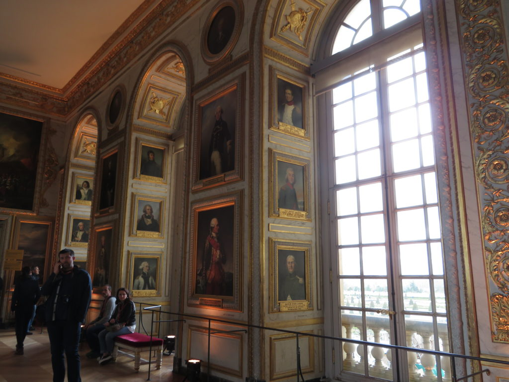 Versailles day trip from Paris portrait interior how to get there schedule skip the line ticket worth the money