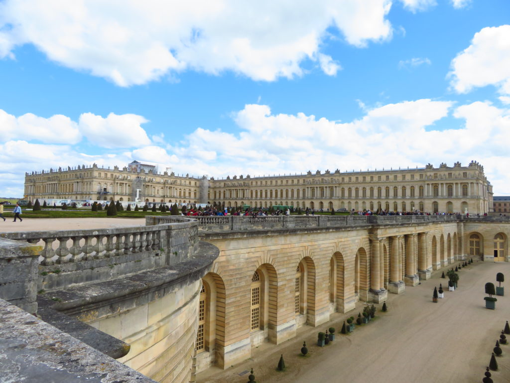 Versailles day trip from paris best photospots spring