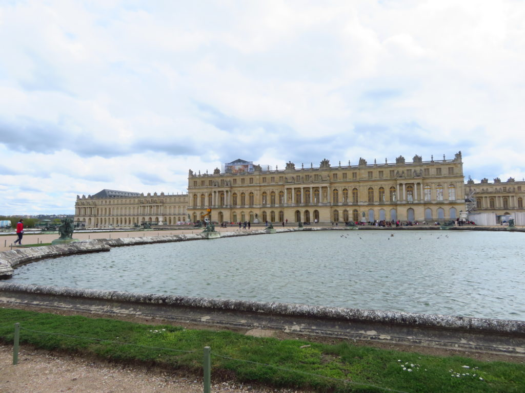 guide to visiting versailles day trip from paris in spring