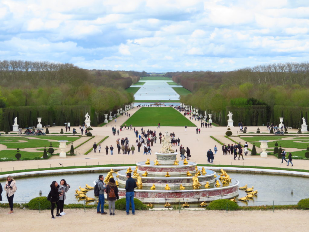 Versailles day trip from paris in spring gardens palace things to see and do how to get there guide for visiting