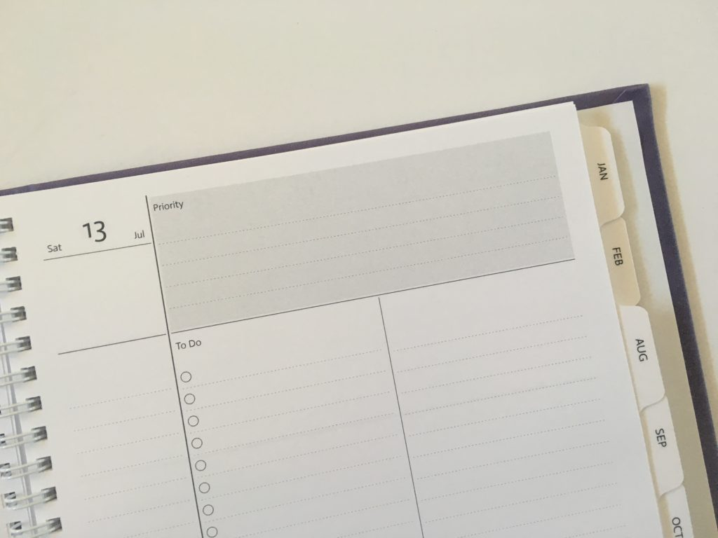 agendio weekly planner checklist custom personalised you choose line spacing column width weekly layout extra pages