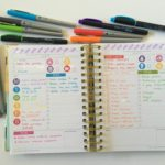 Converting the Day Designer daily into a weekly planner
