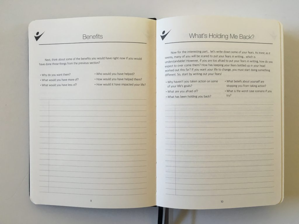 goal crazy planner review how to guide productivity