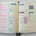 Customising the Mi Goals Weekly Planner