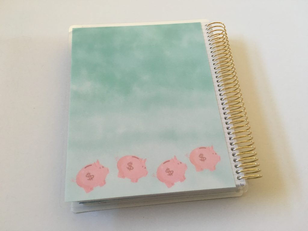 recollections budget planner review pros and cons monthly budget planner stickers monthly weekly video review holographic cover