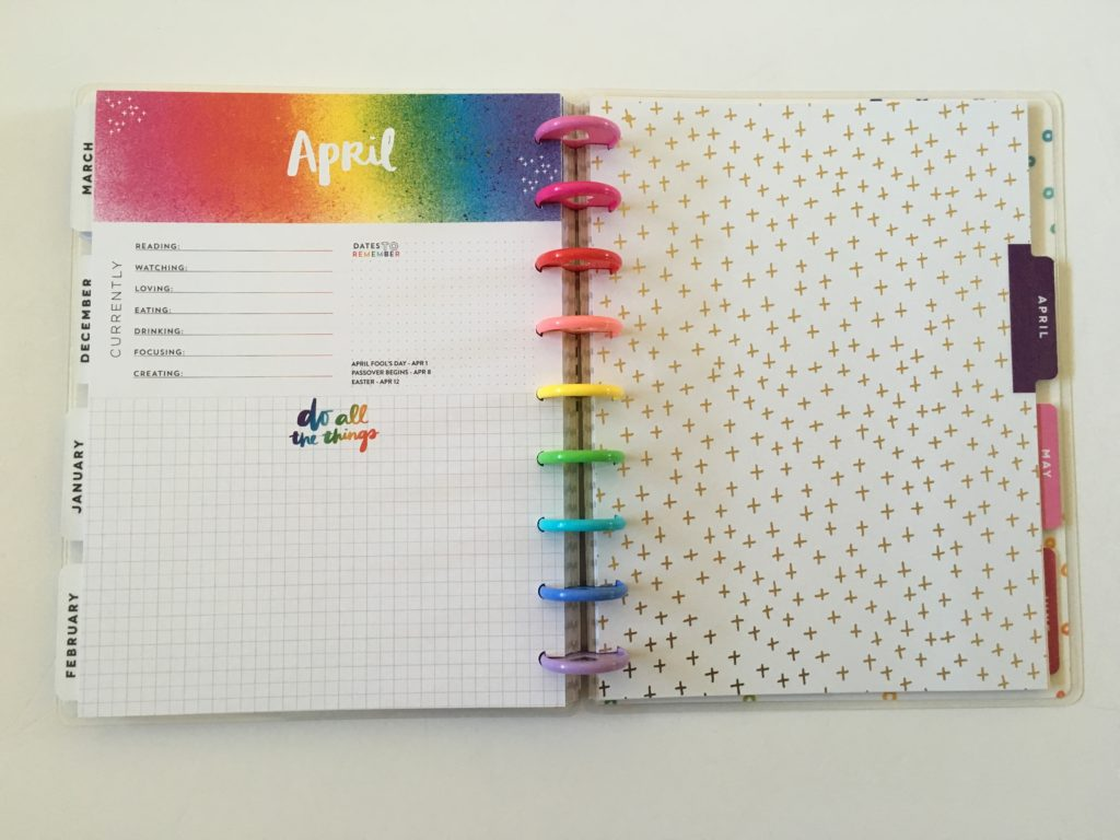 be happy box planner review me and my big ideas amy tangerine video