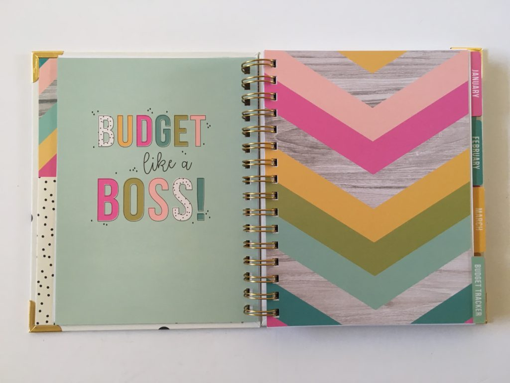 carpe diem budget planner rainbow video review pros and cons