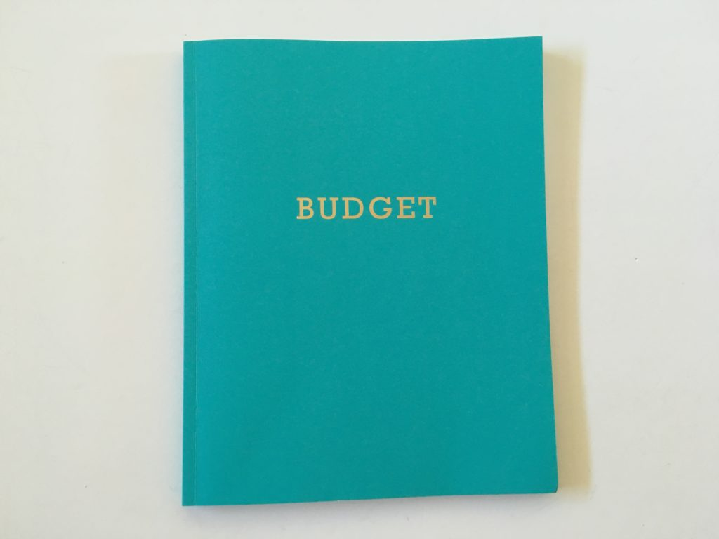 otto life planner budget book review pros and cons video flipthrough
