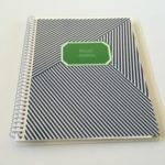 Practical Paper Co. Custom Dot Grid Notebook Review (Pros, Cons & Pen Test)