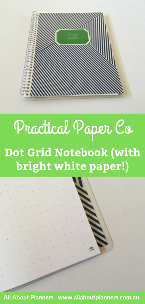 practical paper co dot grid notebook review personalised coil bound bright white paper pros and cons video pen test