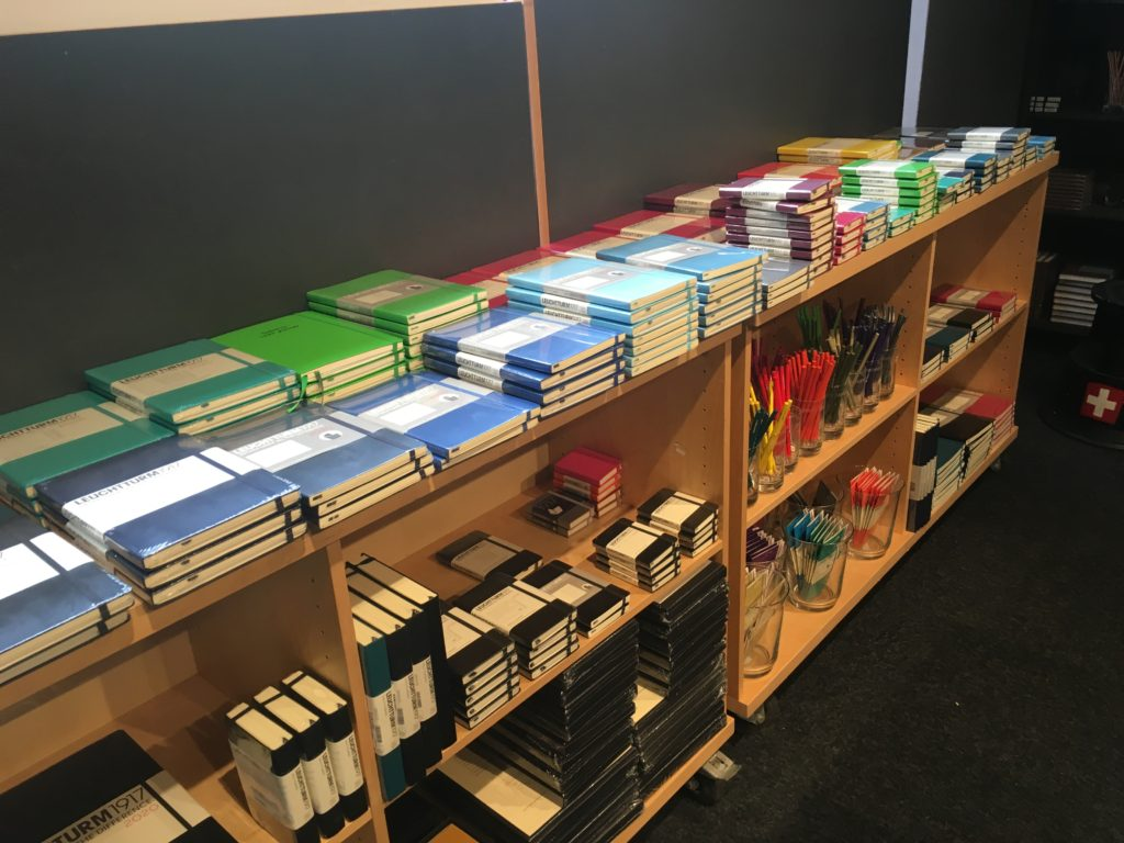 planner supplies copenhagen denmark stationery store review list