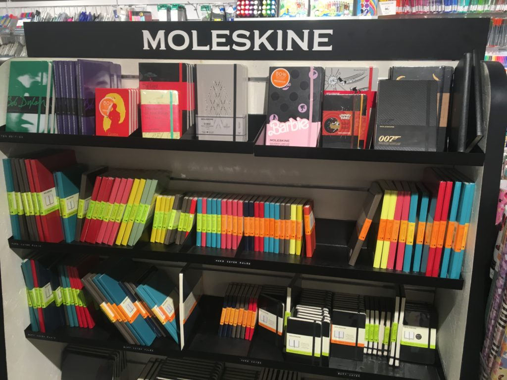 arnold busck stationery shopping copenhagen planner supplies moleskine where to buy in europe