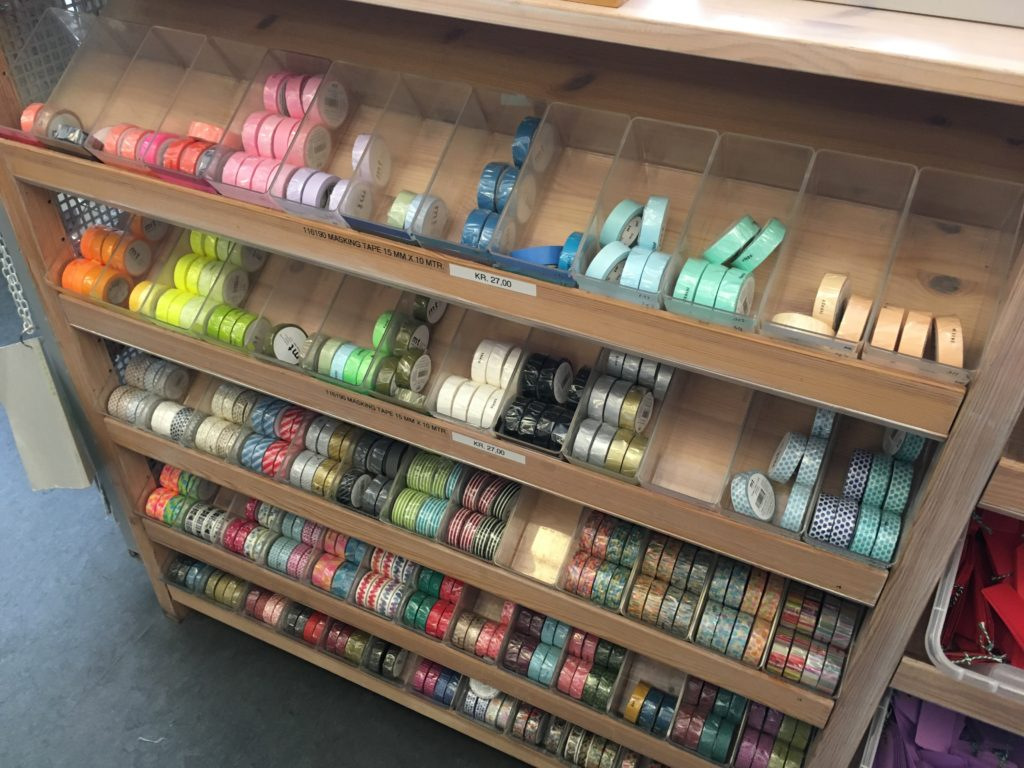 Tutein & Koch stationery shop planner supplies pens weekly planner agenda europe stationery shopping washi tape