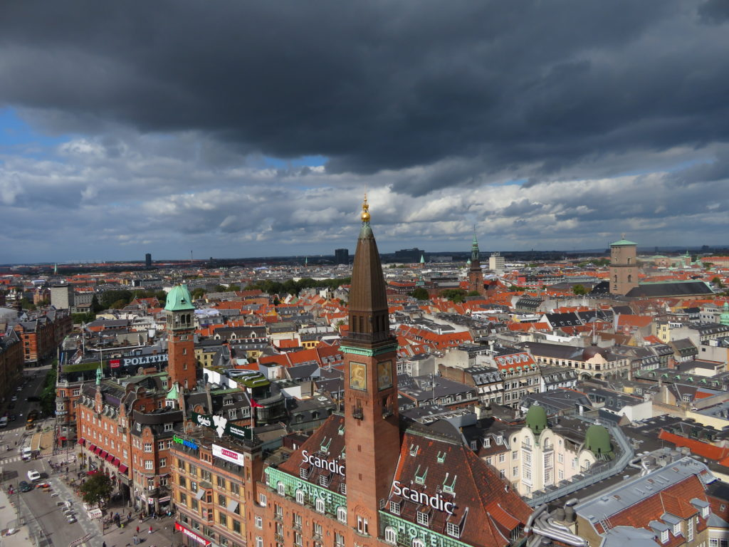 copenhagen viewpoint from city hall best free and paid views over the city
