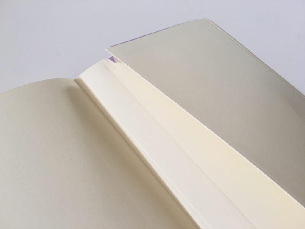 agenzio dot grid notebook pocket folder pen testing